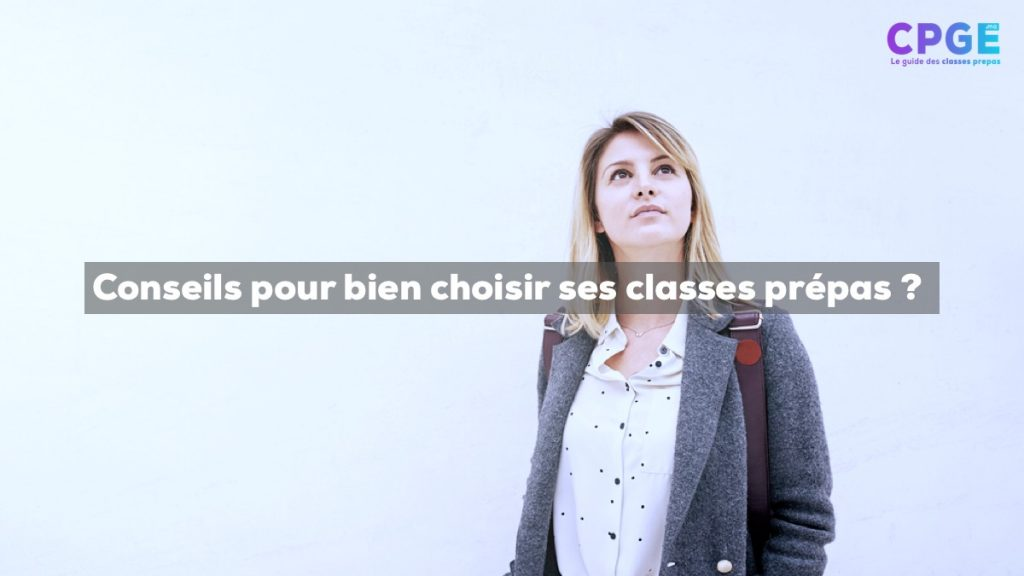 Classes Prépas (CPGE) : Comment se décider ? I CPGE.MA