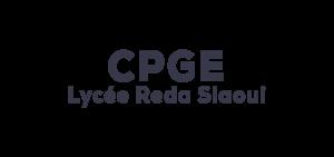 CPGE Lycée Reda Slaoui