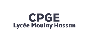 CPGE Moulay Hassan