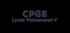 CPGE Mohammed V Béni-Mellal