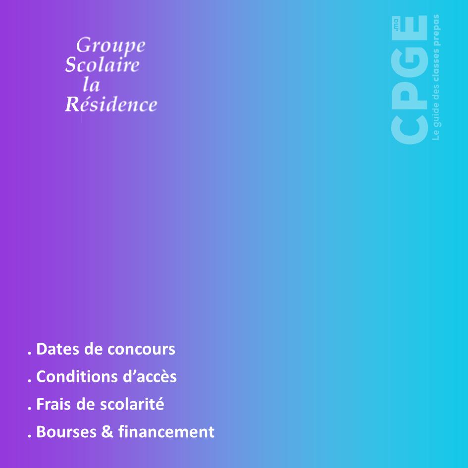 Groupe Scolaire la Résidence