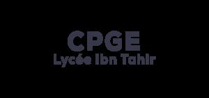 CPGE Ibn Tahir