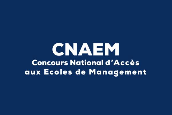 Concours National d'Accès aux Ecoles de Management
